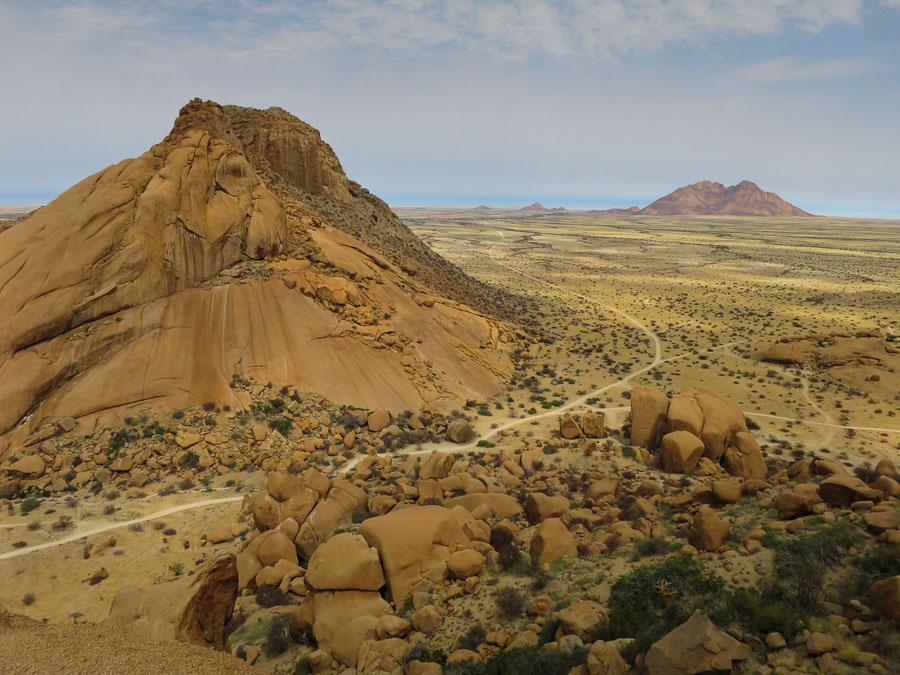 Views from Spitzkoppe